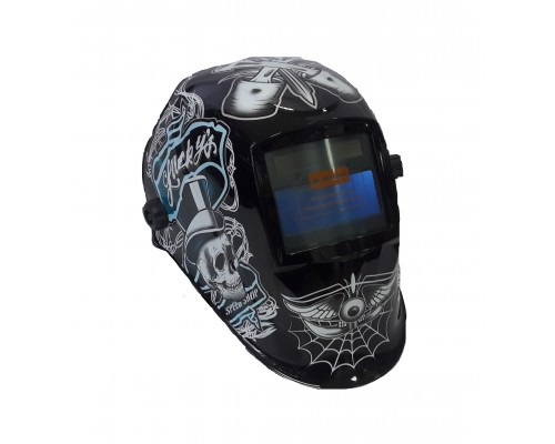 Соларна маска KWH-600 Turbo Spider Skul