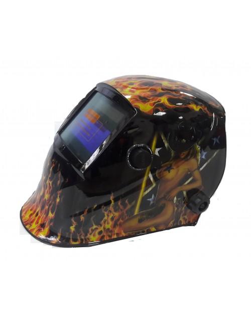 Соларна маска KWH-600 Turbo Cow Girl