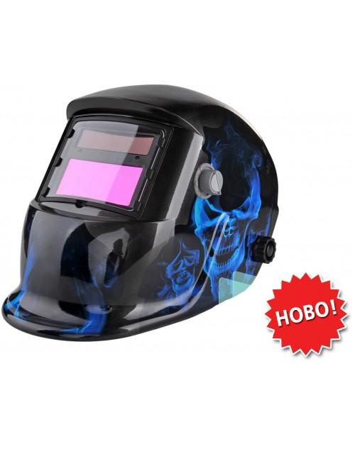 Соларна маска KWH-600 BLUE INFERNO