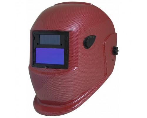 Соларна маска KWH 600 RED CARBON