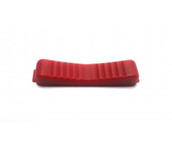 Бутон за ВИГ ръкохватка двоен - червен