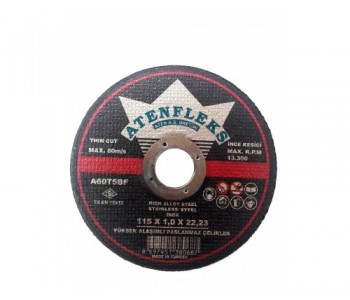 Диск INOX 115 х 1,0 х 22,23мм