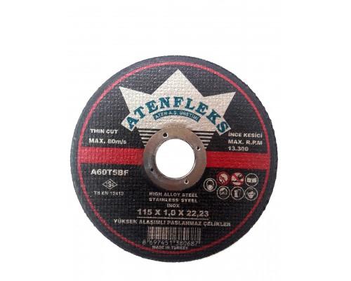 Диск INOX 115 х 1,0