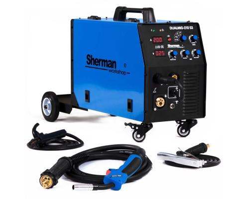 Заваръчен апарат SHERMAN DUALMIG S3