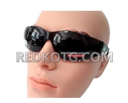 Очила защитни AMBER-G