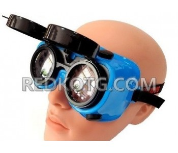 Очила за оксижен с капаци