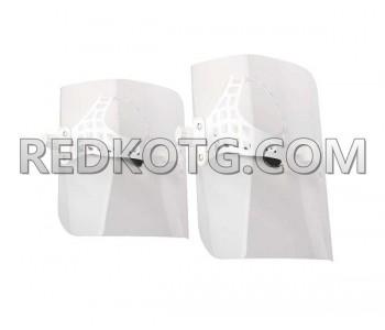 Маска - Щит защитен къс 22 см