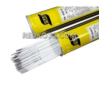 Алуминиев електрод OK AlSi12 3.2 x 350 мм