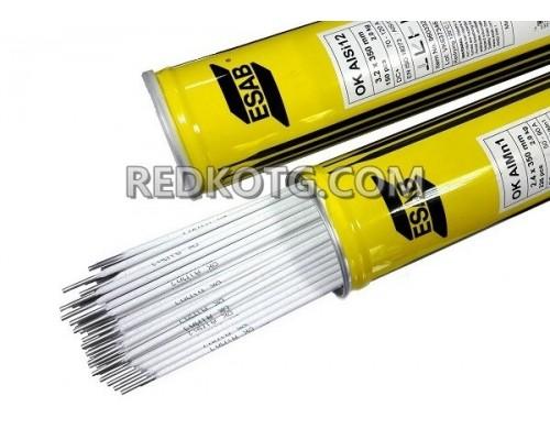 Алуминиев електрод OK AlSi 2.4 х 350 мм