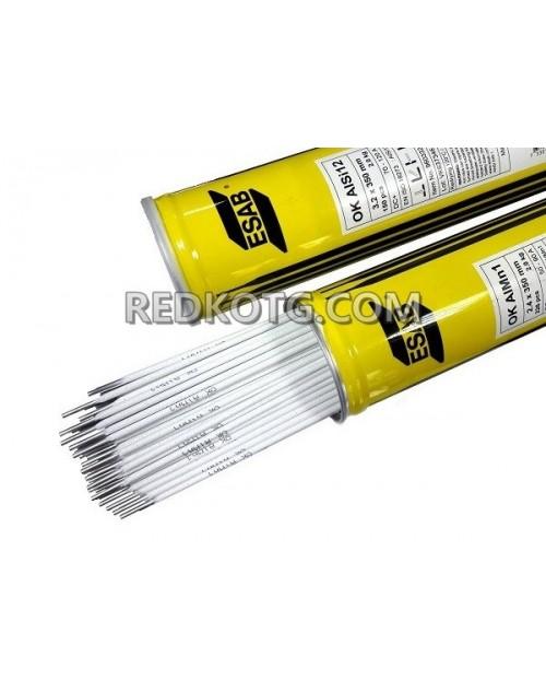 Алуминиев електрод OK AlMn1 2.4 х 350 мм
