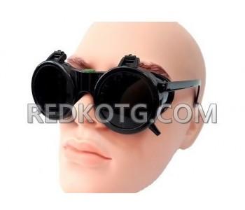 Очила ДИН 5 с капаци
