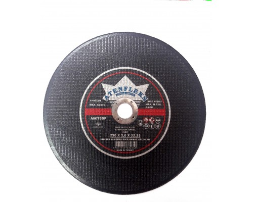 Диск INOX 230 х 2,0 х 22,23мм