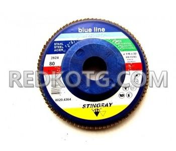 Ламел диск 115х22мм / 80