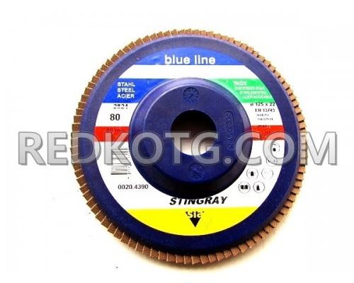 Ламел диск 125х22мм / 80