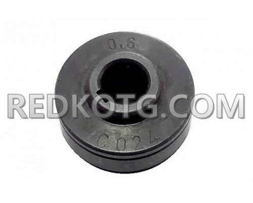 Подаваща ролка 30х10х18мм / ф.0,6-0,8мм