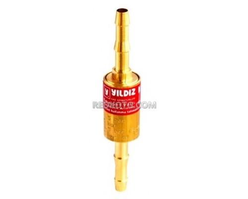 Клапан предпазен 1018 за С2Н2 маркуч
