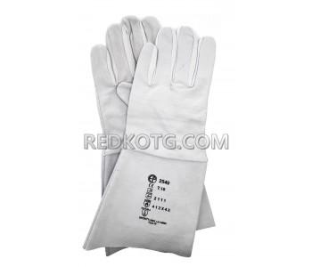 Ръкавици агнешка кожа аргон